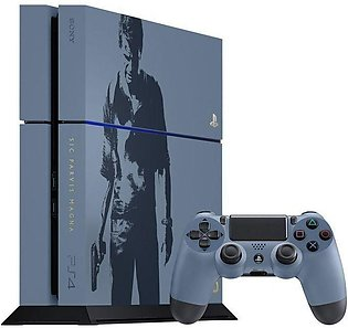 Sony PlayStation 4 1TB Uncharted 4 A Thief's End Special Edition Console Custom…