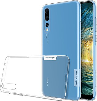 Huawei P20 PRO Premium Silicon Cover by Nillkin - Transparent