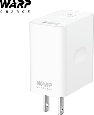 Warp Charge 30 Wall Charger by OnePlus – US Plug