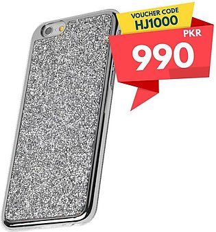 Hojar Bling Bling Diamante Case for iPhone 7 Plus / iPhone 8 Plus - Silver