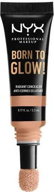 NYX Born To Glow Radiant Concealer Soft Beige
