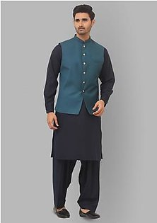 Classic SuitingShaded Spruce Classic Fit Waistcoat