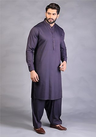 Classic Poly Viscose Deep Well Classic Fit Suit