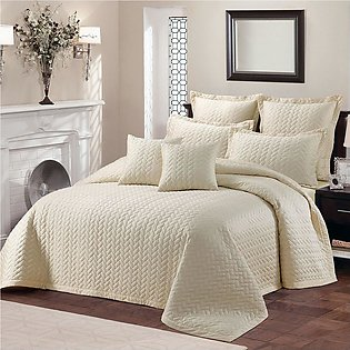 After glow bed spread set
