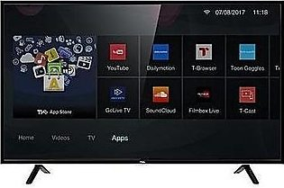 L40S6500 TCL Android Smart LED TV 40 Inch Black