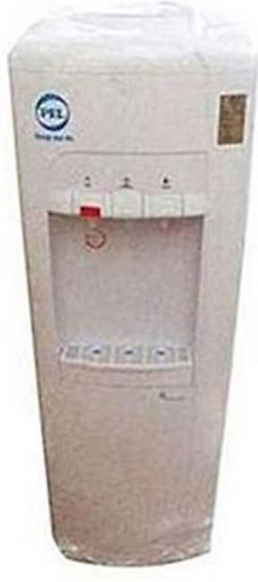 PEL Water Dispenser - PEL - 115 Classic - HOT & COOL - Fridge - 2 Taps - White