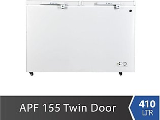 PEL Arctic Pro Freeze 155 Deep Freezer - Twin Door