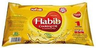 Habib Cooking Oil 1Ltr Pouch