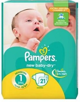 Pampers New Born 22Pcs