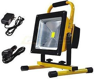 INGCO Rechargeable LED floodlight 30W