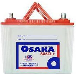 Osaka Battery S85ZL+ For Engine Capacity 2000-4000 CC