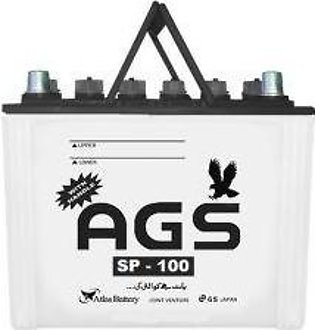 AGS Battery SP100 For Engine Capacity 1600 CC