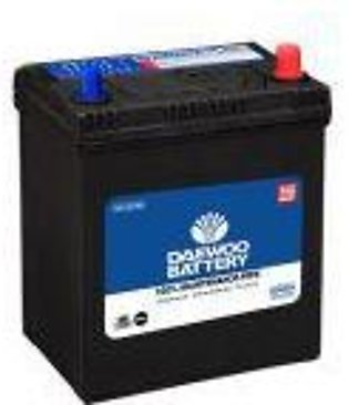 Daewoo Battery DL-55 For Engine Capacity 1000-1300CC
