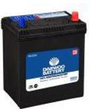 Daewoo Battery DL-46 For Engine Capacity 650-1000CC