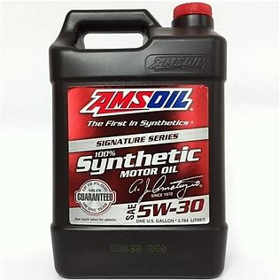 AMSOIL Signature Series 5W-30 Synthetic Motor Oil - 3.78 LTR