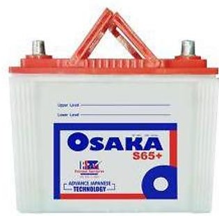 Osaka Battery S65+ For Engine Capacity 1000-1600 CC