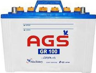 AGS Battery GR100 For Engine Capacity 2000-3000 CC