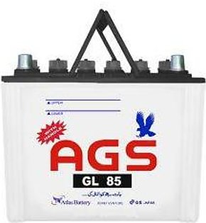 AGS Battery GL85 For Engine Capacity 1600–2500 CC