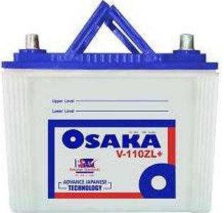 Osaka Battery S110ZL+ For Engine Capacity 2000-6000 CC