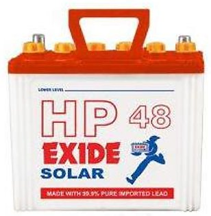Exide Battery HP48 For Engine Capacity 650-1000 CC