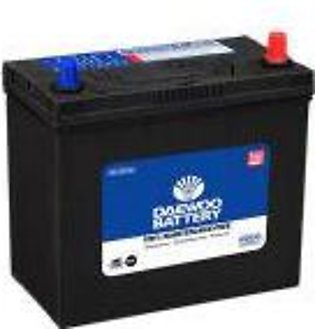 Daewoo Battery DL-60 For Engine Capacity 1000-1600CC
