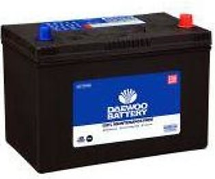 Daewoo Battery DLS-120 For Engine Capacity 2000-4000CC