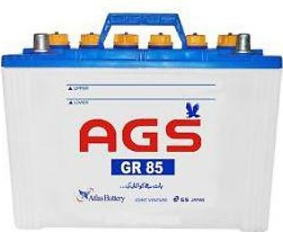AGS Battery GR85 For Engine Capacity 1600–2500 CC