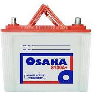 Osaka Battery S100A+ For Engine Capacity 2000-3000 CC