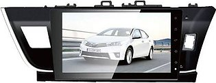 Toyota Corolla Android Panel Model - 2013-2016