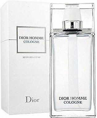 Christian Dior Homme Cologne EDT For Men 125ml