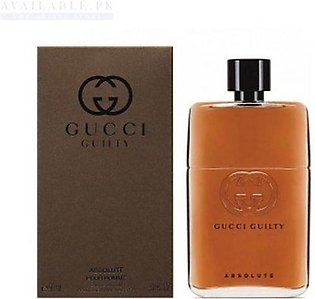 GUCCI Guilty Absolute for Men – 90ml