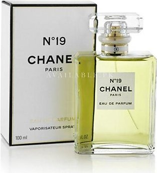 Chanel N°19 Eau De Parfum For Women 100ml