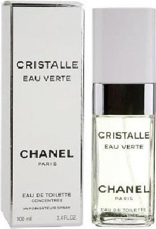 Chanel Cristalle Eau Verte – 100ml EDT