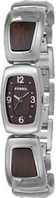 Fossil ES2171 Womens Dress Collection Analog Brown Dial Watch