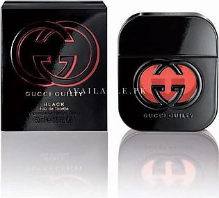 Gucci Guilty Black Perfume for Her- 75ml