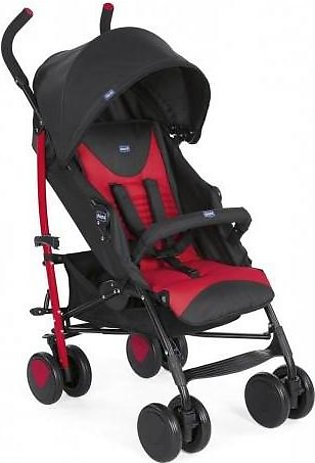 Chicco Baby Echo Stroller with Bumper bar Red