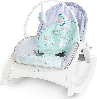TINNIES BABY ROCKER BLUE