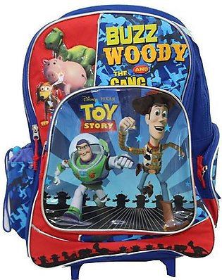 """TOY STORY-17"""" Trolley Backpack"""