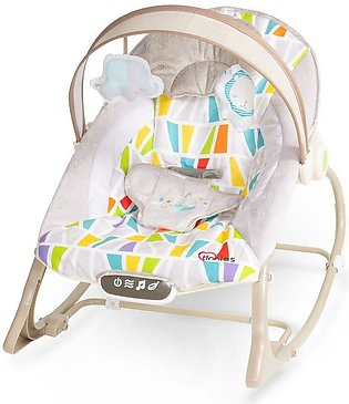 TINNIES BABY ROCKER MULTICOLOR