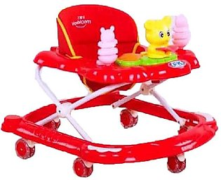 Infantes Baby Walker Red