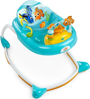 Bright Starts Disney Baby Finding Nemo Baby Walker with Activity Station - Sea …