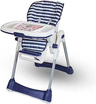 TINNIES BABY HIGH CHAIR Blue