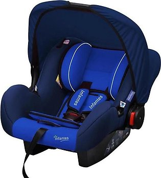 Infantes Baby Carry Cot Navy Blue