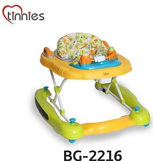 Tinnies Baby Walker Orange