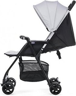 Chicco Ohlala Baby Stroller Silver