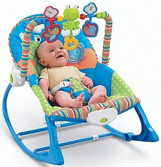 IBaby Infant to Toddler Rocker Music  Vibrations