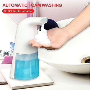 250ml Hand Automatic Soap Dispenser Wall-mounted with Intelligent Infrared Sens…