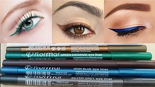 Pack of 12 - Flormar By Forever Glitter Eye Liner Pencil