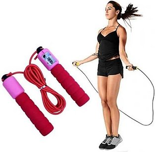 Exercise adjustable Fitness Sport Jumping Skipping Rope
