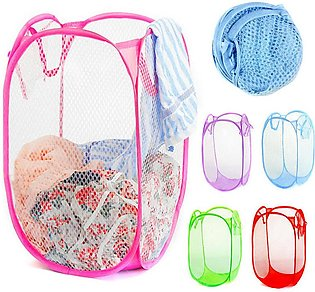 Pack of 2 New stylish Inflatable Laundry Basket Multi-colors